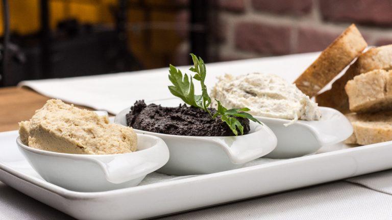 La tapenade d'olives noires, un vrai délice