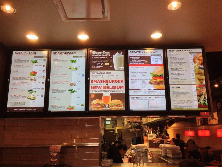 La borne de commande pour améliorer l'efficacité de votre fastfood