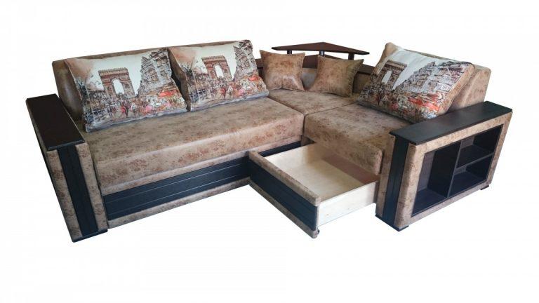 2 critères pour choisir la taille de votre canapé d'angle