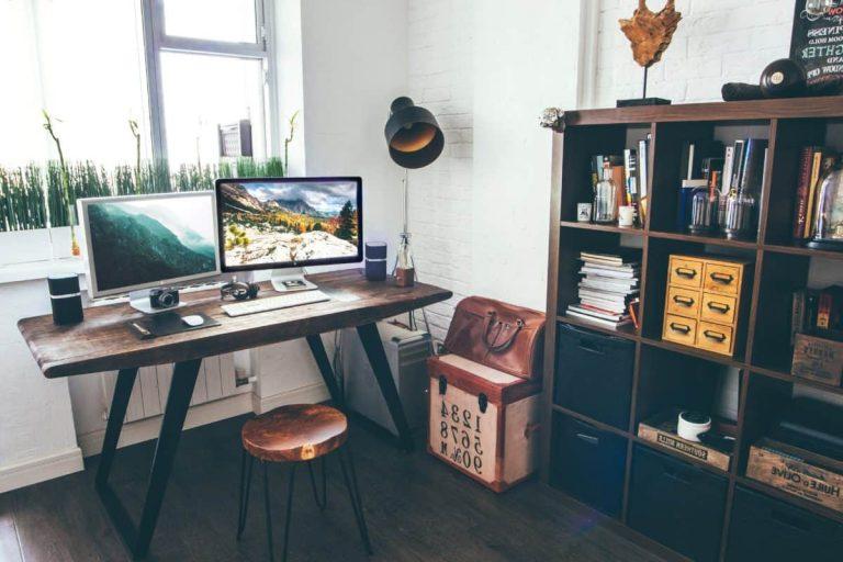 Comment bien aménager un bureau individuel ?