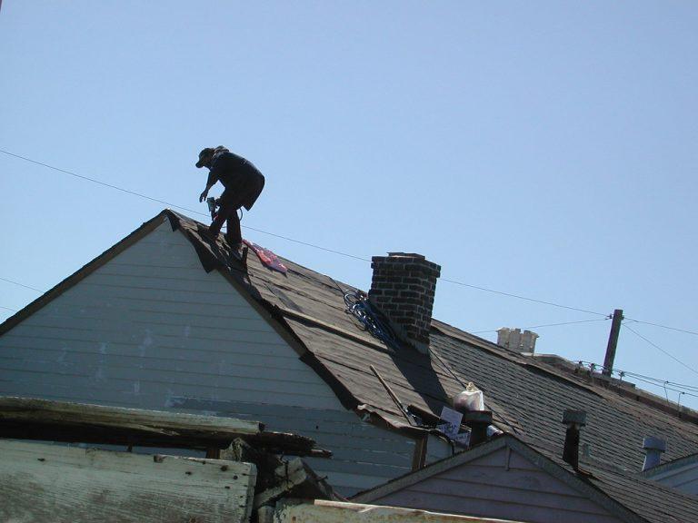 Les différents problèmes courants à la toiture