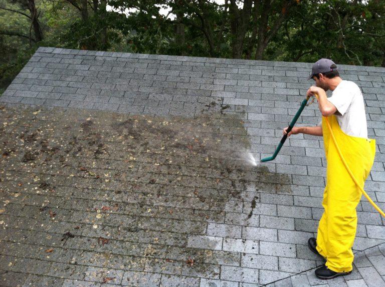 Sollicitez un couvreur pour démousser votre toit
