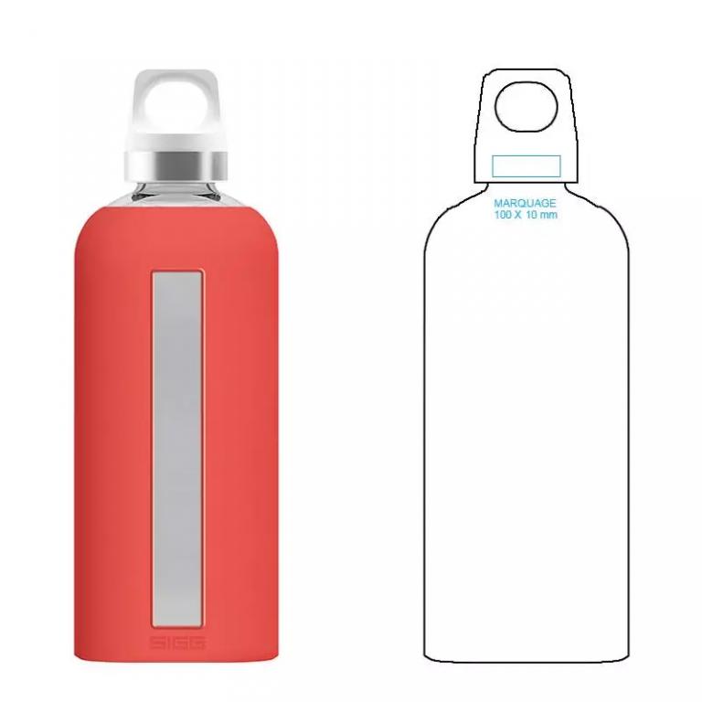 Toutes les informations importantes à savoir sur la bouteille publicitaire