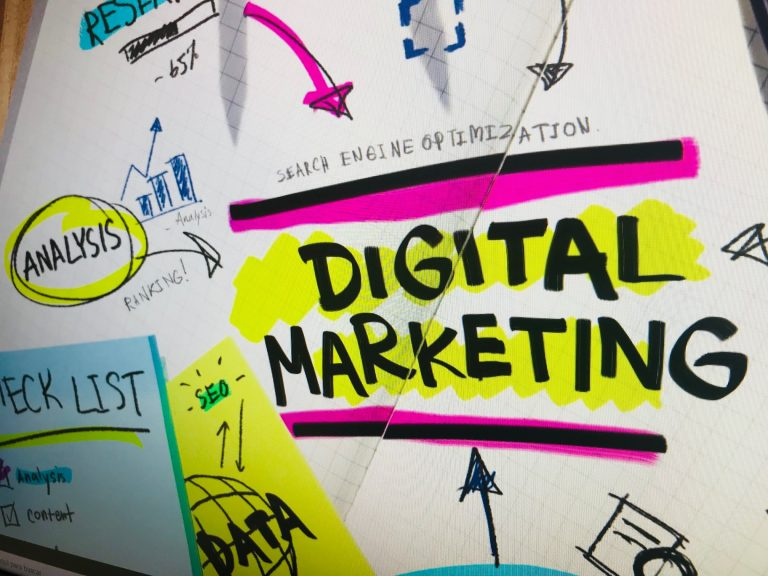 Etablir une stratégie digitale efficace avec l'aide d'une agence webmarketing