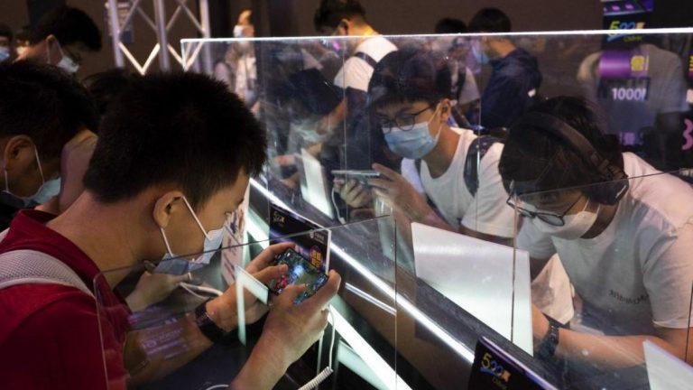 Trois heures par semaine: la Chine limite les jeux en ligne pour mineurs