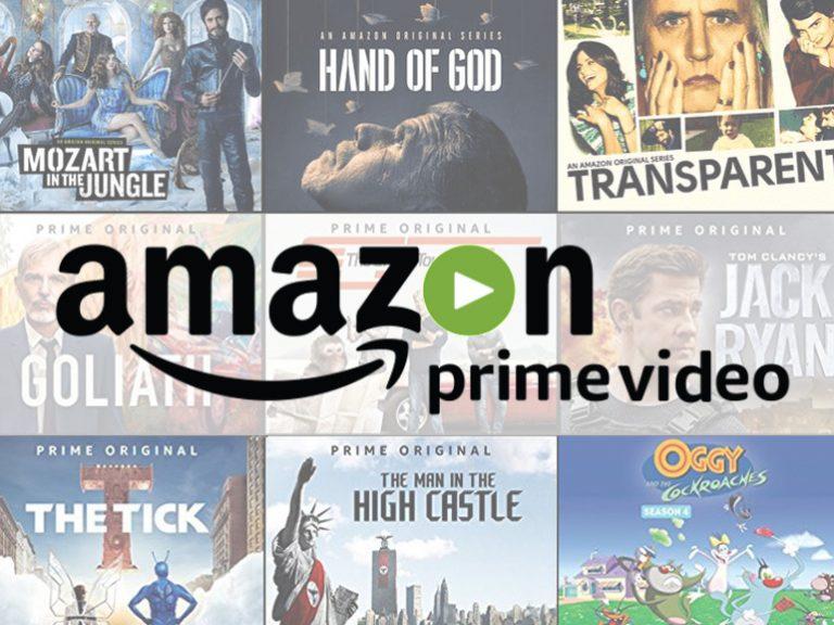 Vidéo Amazon Prime: les sorties de la semaine (30/8-5/9)